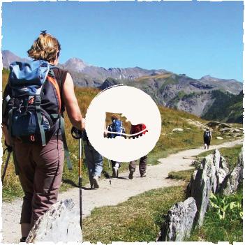 Randonnées accompagées dans les Hautes Alpes